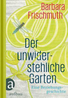 """Was uns alles blüht  Auch für eine hingebungsvolle Gärtnerin wie Barbara Frischmuth kommt der Tag, an dem sie beschließt, den Garten zu verkleinern. Während sie halbherzig Beete auflöst, muss sie daran denken, was die moderne Neurobiologie darüber entdeckt hat, wie Pflanzen kommunizieren – untereinander und mit dem Menschen. Mehr zu """"Der unwiderstehliche Garten"""" unter http://www.aufbau-verlag.de/index.php/der-unwiderstehliche-garten.html #aufbau #bücher #garten #grünewoche"""
