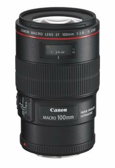 Canon EF 100mm f2.8L Macro IS USM Lens by Canon