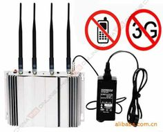 Car jammer - cell phone signal jammer for cars
