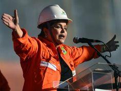 CanadauenceTV: Petrobrás agonizando, Dilma e sua equipe econômica...