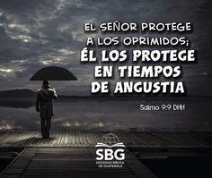 REDE MISSIONÁRIA: EL SEÑOR PROTEGE A LOS OPRIMIDOS (SALMO 9:9)