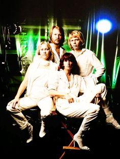 ABBA ~ Greatest Hits Vol II photo session