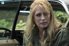 """Promotional Photo for Supernatural's Season 12 Premiere - """"Keep Calm and Carry On"""". Original airdate Pictured: Samantha Smith as Mary Winchester. Photo: Katie Yu/The CW. Supernatural Keep Calm, Supernatural Season 12, Supernatural Jensen, Supernatural Beings, Sam Winchester, Winchester Brothers, Mark Sheppard, Jared Padalecki, Misha Collins"""