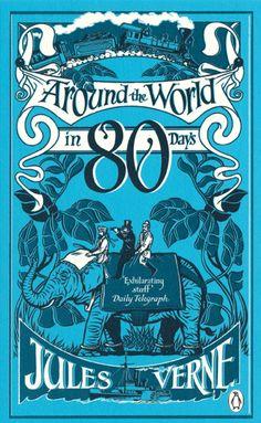 La vuelta al mundo en 80 días / Around the world in 80 days. Jules Verne