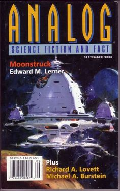 Analog science fiction, science fact. September 2003.
