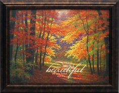 He Has Made Everything Beautiful Framed Painting Print