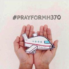 MH370 - Pray for MH370 #prayforMH370 #doakanMH370