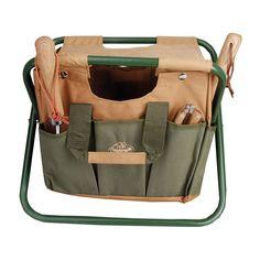Johnson Tool Bag & Stool for the gardner in your family!