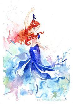 Queen's dance by *kir-tat on deviantART