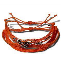 Orange Juice Set  - Weltfreund Armbänder