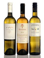 To try... Your Next Lesson: Santorini Assyrtiko - The New York Times