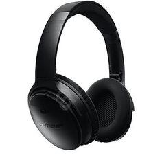 BOSE QuietComfort 35 wireless black