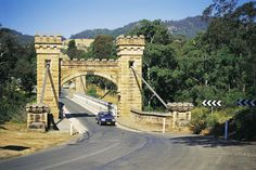 Discover Kangaroo Valley, a village in the Shoalhaven region of the NSW South Coast. It's known for its historic bridge, pretty views, pies, kayaking and wine tasting. South Coast Nsw, Short Trip, Tower Bridge, Brooklyn Bridge, Old Photos, Trip Planning, Great Places, Kangaroo, Kayaking