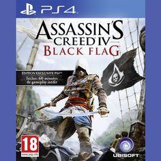 Assassins Creed 4 Black Flag pas cher prix promo Auchan 74.90 € TTC