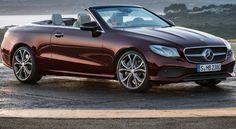 E cabrio, scoperta di classe: pokerissimo Mercedes, arriva il 5° modello della famosa Stella - Il Messaggero.it