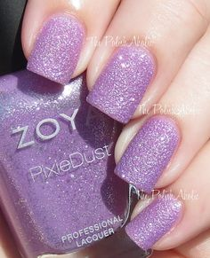 I would love to try any PixieDust! Don't have one yet :) Zoya Stevie