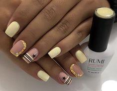 Short Nails, Nail Designs, Makeup, Hair, Templates, Decorations, Natural Acrylic Nails, Magic Tricks, Bright Gel Nails