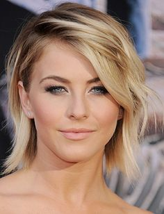 Sexy short hairstyle for bob cuts