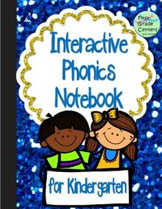 Interactive notebooks are a great way to make learning fun and provide students a reference place for the skills they have learned.    If you teach Kindergarten phonics skills this is a MUST have resource!   The following skills are included in this resource: Phonemic Awareness Activities: Rhyming Segmenting Syllables  Phonics Activities: 1 project for each consonant (21 projects) short a, short e, short i, short o, short u long a, long e, long i, long o, long u Ending ...
