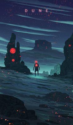 Dune by Andrea Koroveshi
