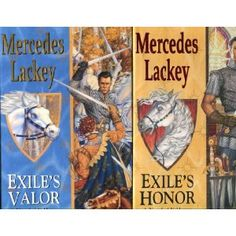 Exile's Honor/Exile's Valor by Mercedes Lackey