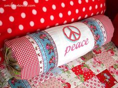 Pillow Roll by Smila´s World, via Flickr
