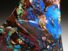 pururrrrty rock   from   boulder opal from Yowah field in Austraila    http://www.crystalclassics.co.uk/product-detail.php?id=2992
