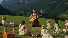 437.  The Sound of Music (1965)  The Baroness: Somewhere out there is a lady who I think will never be a nun. Auf Wiedersehen, darling.
