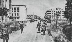 34th US infantry division in Littoria