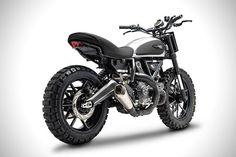 Ducati Scrambler Dirt Tracker 6