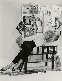 Yvette Mimieux (1960)