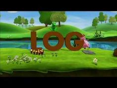 WordWorld Build-A-Word - LOG- use this PBS program to introduce sounds and chunks using the smartboard...very good!