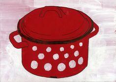 Art - Food - Cocotte