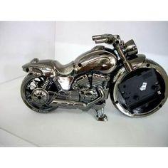 Moto Relógio Despertador - Um Lindo Presente - R$ 35,99 no MercadoLivre
