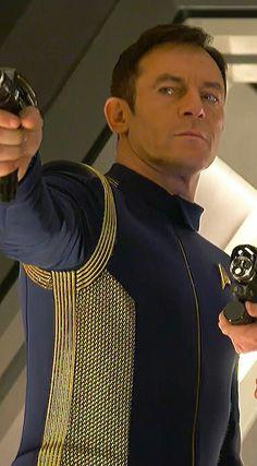Oh. My. God. Captain Lorca!!
