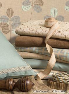 ♛  Lanai Fabric Collection #Home #Interior #Design #Decor ༺༺  ❤ ℭƘ ༻༻