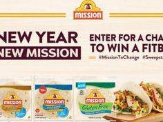 """Mission Foods """"Mission to Change"""" Sweeptakes"""