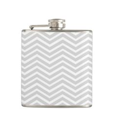 =>>Cheap          Light Gray and White Chevron Stripes Pattern Hip Flask           Light Gray and White Chevron Stripes Pattern Hip Flask online after you search a lot for where to buyReview          Light Gray and White Chevron Stripes Pattern Hip Flask Here a great deal...Cleck link More >>> http://www.zazzle.com/light_gray_and_white_chevron_stripes_pattern_flask-256137664251997465?rf=238627982471231924&zbar=1&tc=terrest