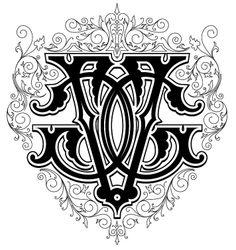 VG Monogram Commission