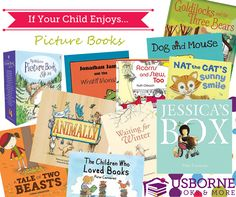 Best of Usborne's Picture Books