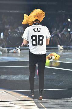 KAI — © bookbear ♡ do not edit Chanyeol Baekhyun, Exo Kai, Chen, Exo For Life, Ko Ko Bop, Exo Lockscreen, Kim Jongin, Exo Memes, Kaisoo