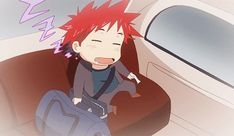 shokugeki no soma - Souma sleeping. Speaking of which, I will follow.