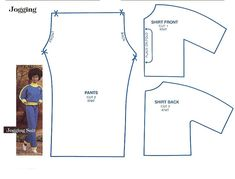 Chellywood Com Has Free Printable Sewing Patterns For