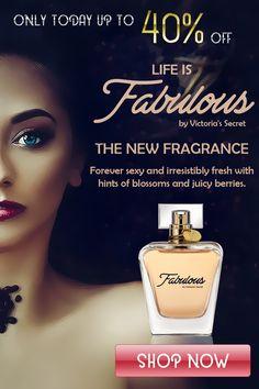 Perfume Ad Banner