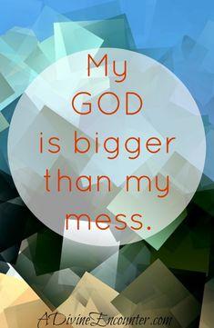 Encouraging post describing how God uses sinners to accomplish His purposes. (Job 26:14) http://adivineencounter.com/god-still-wins