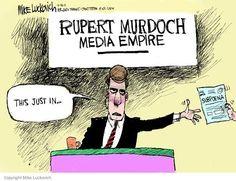 Rupert Murdoch, Trump Pence, Double Take, Make Me Smile, Politics, News, Hate