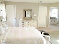 Budget Bedroom Decorating Ideas | LiveLoveDIY