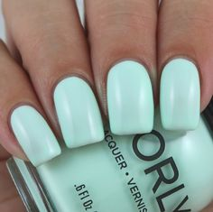 Orly Big City Dreams swatched by Olivia Jade Nails