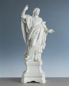 Kändler, Saint Jude, 1740