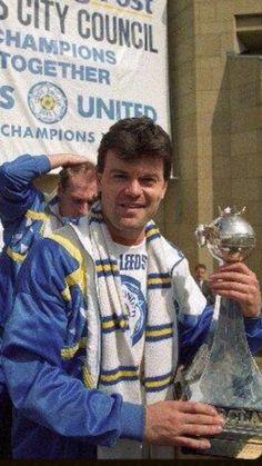Steve Hodge - Leeds United 1992